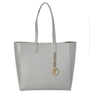 GENUINE VERSACE LEATHER TOTE by VERSACE COLLECTION